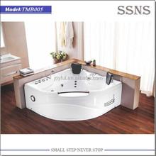 Double Sitting Massage Bathtub (TMB005)