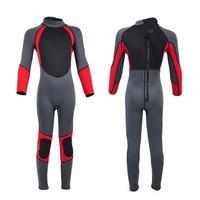 High quanlity Neoprene beautifull long sleeve wetsuit neoprene diving wet suit for diving surfing with hood