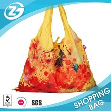 Light Weighted Bright Colour Polyester Laundry Bag