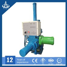 Intelligent pigging valve for gas and oil pipe clean