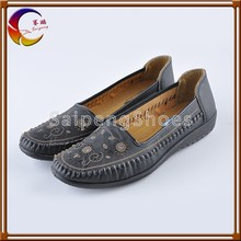 hot sell cheap casual flat wholesale china 2013 shoe woman sandal