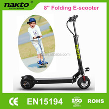 Two wheel smart balance electric scooter for children