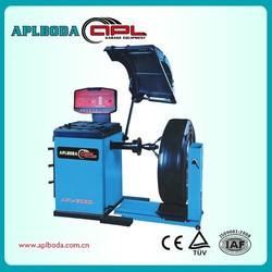 APL 6080 Auto repair equipment of tire tyre wheel balancer