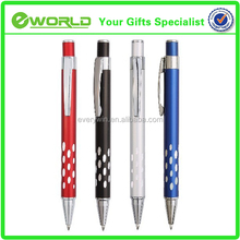 High Quality Multi-types Ball Point Pen Promotional Logo Printed Metal Pens Click Ballpoint Pen