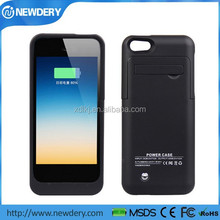 2200mah For Iphone 5 5s Charging External Battery Case