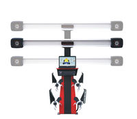 Quick show i7 3D wheel Alignment for small store