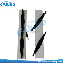 Good price PVC Louver Frame on 6 Inch