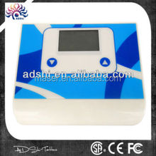 2015 New permanent makeup tattooing machines hurricane dc power supply brow lip eye medical moulds tattoo power supply