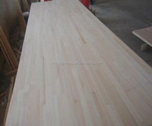 solid wood finger jointed boards