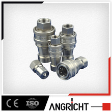 E117 China High quality super high pressure carbon steel chromium plated hydraulic quick coupling