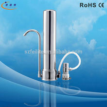 OEM global Initiative no waste ceramic carbon faucet water filter purifier price
