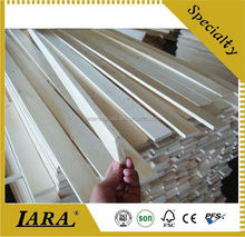 single bed used lvl,flat bed slat,best quality poplar lvl for door core material