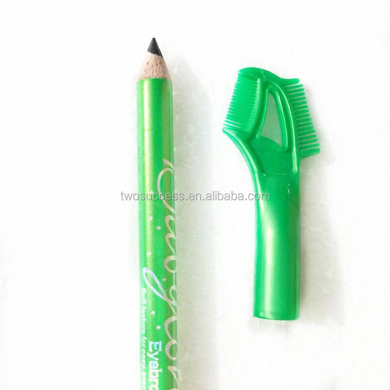 Menow Eyebrow pencil with brush (1)