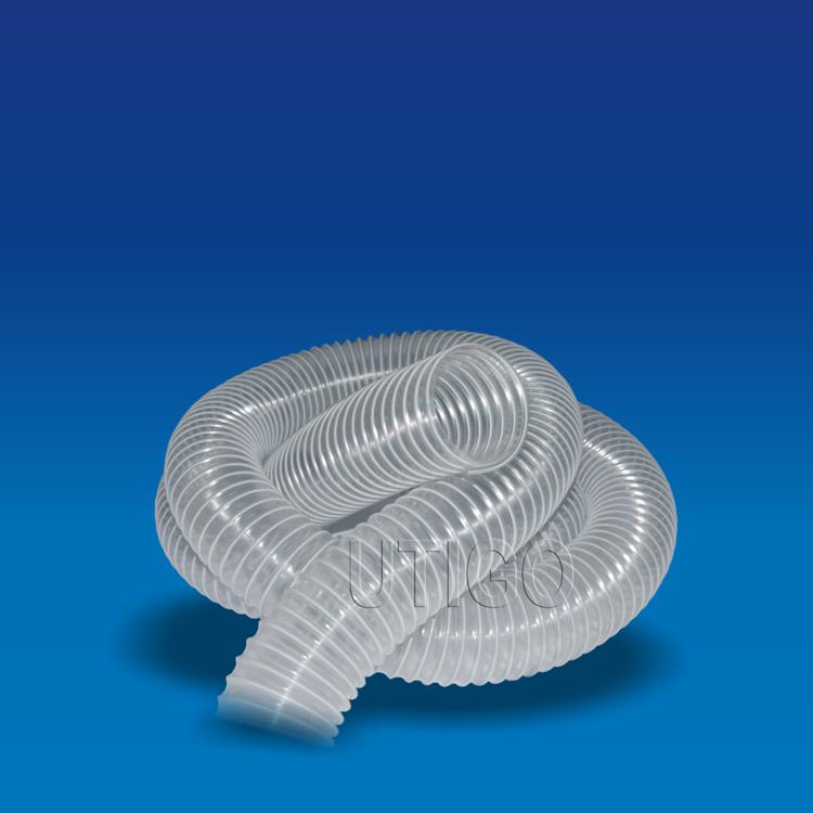 Flexible pvc steel wire air ventilation duct hose buy
