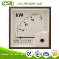 Portable precise BE-96 120KW 220 / 380V 200 / 5A analog wattmeter
