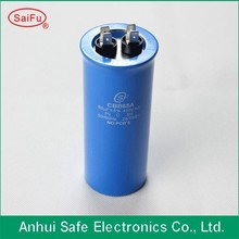 5UF 450V CBB65 alumiunm case power capacitor for air conditioner