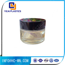 Competitive Price 2015 New Style Skin Care Cosmetic Jar Glass
