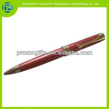 2014 office stationery list wood pen laser engraving logo,custom wooden pen for promotion item