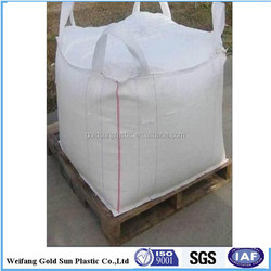 100% raw material high quality big bag/1000kg to 3000kg big bag 1 ton 1.5 ton for industrial material sand cement lime,etc