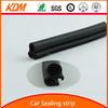 High performance car door window rubber seal strip