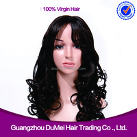 comfortable soft hair wholesale virgin cambodian hair black men lace front wigs