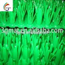 De plástico 15mm esteras/alfombrillas de hierba