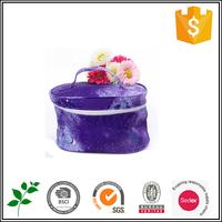 dark purple cosmetic tool box jewelry box design
