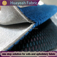 100% Polyerster jacquard auto car seat cover upholstery fabric