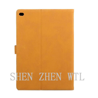 2015 new model high quality for ipad 5 leather case