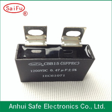 china brand supply wind large capacitor in safe on sale
