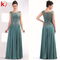 Sleeveless high neck straight chinese wedding dress mother of the bride