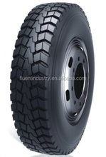 Double happiness brand DR928 driving position 9.5R17.5 TL truck tyes