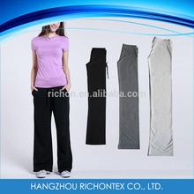 Calidad asegurada Spandex mujeres mayorista pantalones