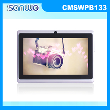 Best Bulk Wholesale Tablet Android 7 inch Allwinner A33 1024*600 8GB ROM Android Tablet PC cmswpb133