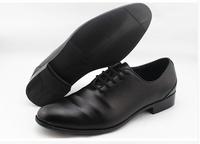 Новый британский стиль мужская формальных платье кружева up Оксфорд кожа pu обувь для мужчин черный / белый