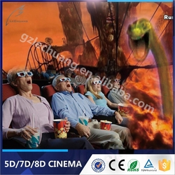 Commercial Cinema Business Theater Equipment 5D Cinema