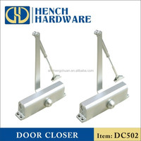 UL list spring loaded door closer