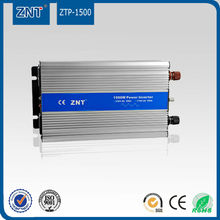1500w 2kw 3kw,110v/220v 1kw-5kw 12v24v pwm solar battery charger smart controller Car Inverter