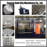 EPS Foam Plastic Forming Machine/Automatic EPS Foam Shape Moulding Machine