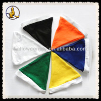 Popular Colorful Santa Hats with Customized Logo