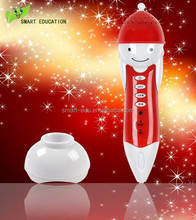 new design chinese toy new hot recordable sound machine reading pen