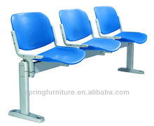 2014 modern 3-seater waiting chair, public seating chair CT-701