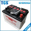 12V 45Ah deep cycle dry charged best car battery price