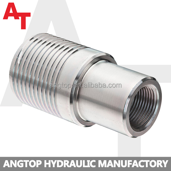 High pressure press fitting oem available top quality pe