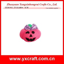 Halloween decoration (ZY13L600-4 6CM) Hallowmas decoration pumpkin