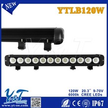 Y&T 120w Led Lights Bar Combo 9-70v' 1080 Lm 3w*100 Led Off Road 4*4 SUV UTV ATV