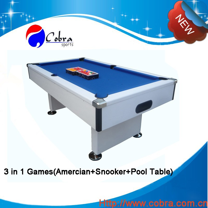 Convinient 3 in 1 pool table amercian pool table and for 10 in 1 pool table