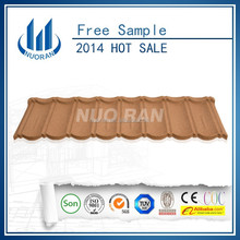 NUORAN Thermal insulation zinc roof sheet price/Waterproof product decorative metal roofs