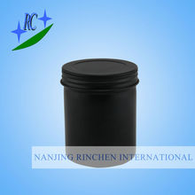 200ml high quality packaging can in matt black