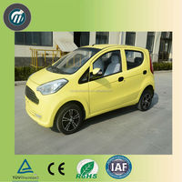 2014 chinese alloy wheels high speed 4 seater electric cars with AC , electric automobiles for sale